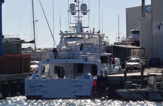 Boat Lifting Facilities